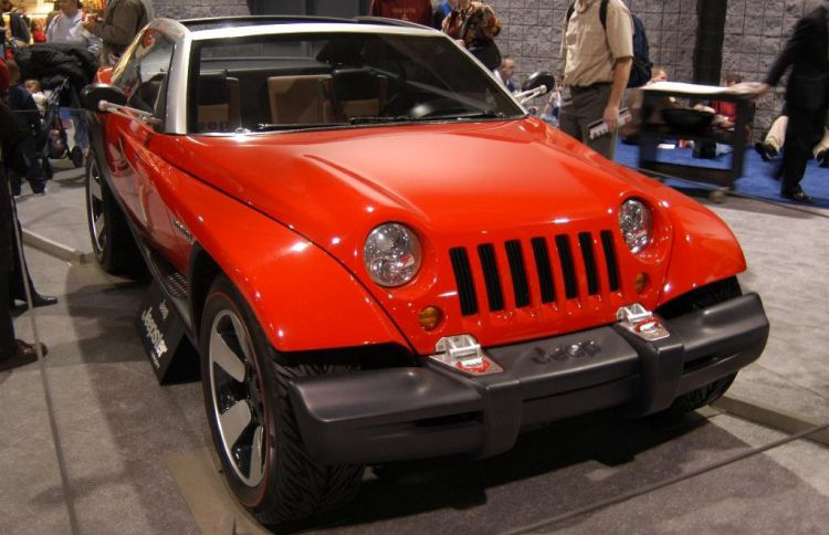 12583860791998 Jeep Jeepster Concept
