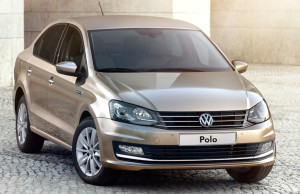 Volkswagen Polo sedan 2015